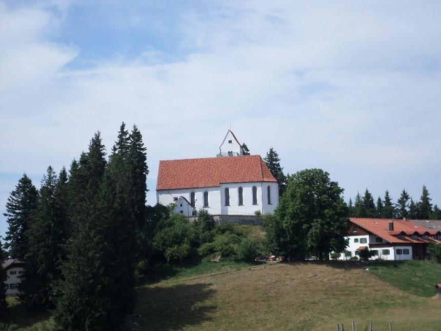 auenberg bayern jakobsweg