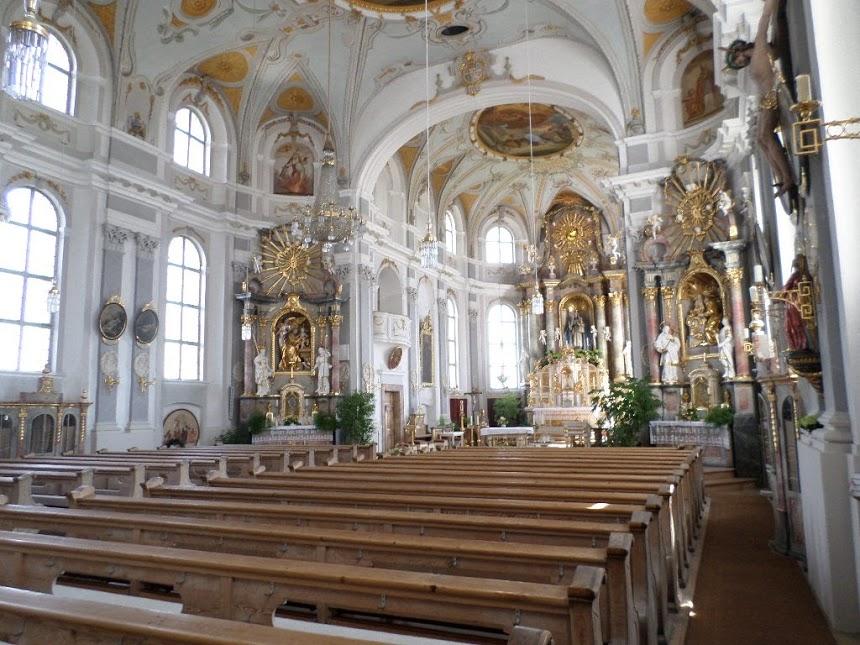 kirche bayern jakobsweg