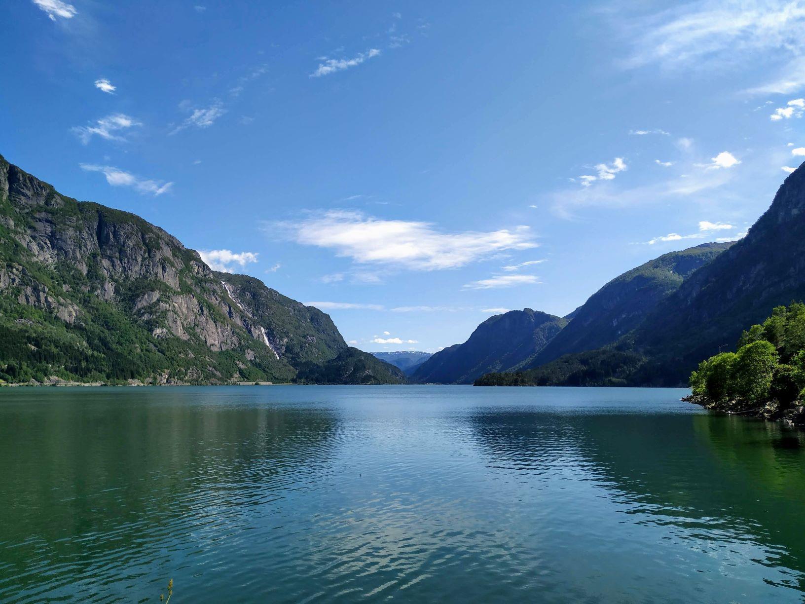 lysfjorden